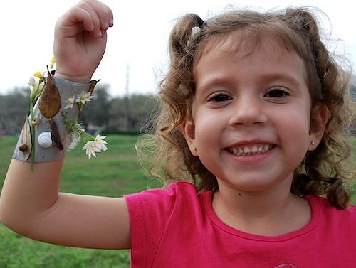 Nature Hike Craft with Kids- Kid World Citizen