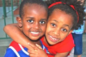 Ethiopian Kids Friends- Kid World Citizen