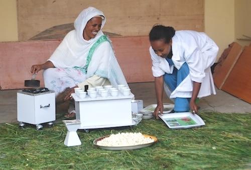 Ethiopian Coffee Ceremony- Kid World Citizen
