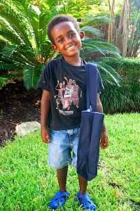 Ricky Ethiopia- Kid World Citizen