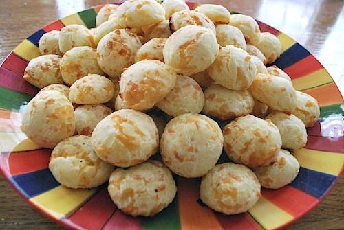 Pao de Queijo Brazil- Kid World Citizen