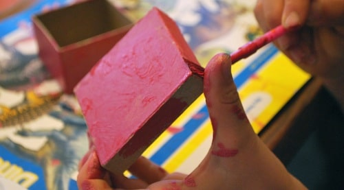 Making Gifts- Kid World Citizen