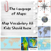 The Language of Maps Kids Should Know
