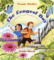The Longest Day Summer Solstice Book- Kid World Citizen
