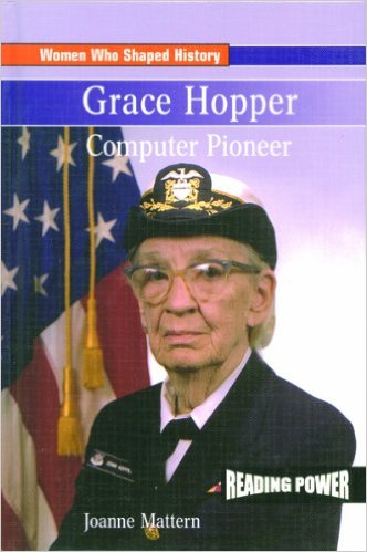 Grace Hopper Women Scientists- Kid World Citizen