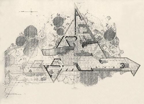 Chiêm ngưỡng hòn đảo hình trái tim của Frank Lloyd Wright