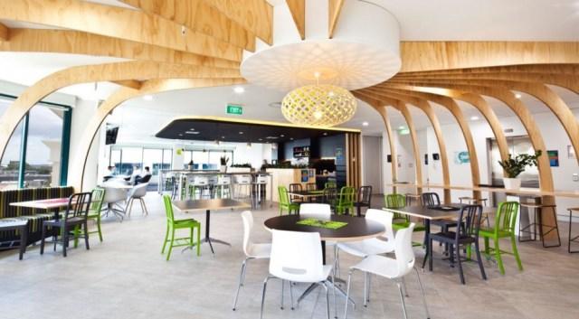 Thiết kế không gian giao tiếp xã hội của Tonkin & Taylor / Unispace Architecture
