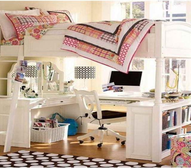 Thiết kế phong cách nội thất Dorm cho sinh viên