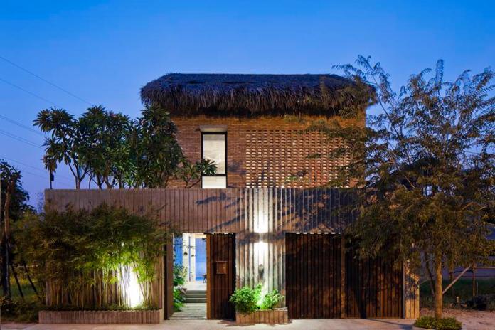 BIến hóa thiết kế truyền thống và hiện đại – Sự đan xen đồng điệu / MM++Architects