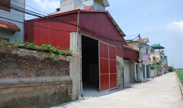 Một góc thôn Thượng