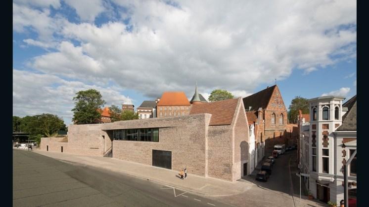 European Hansemuseum. Studio Andreas Heller Architects & Designers. 2015, Lübeck, Germany. (Photo: Werner Huthmacher)