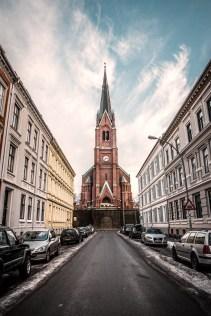 365 - 34 - Uranienborg kirke, Frogner Oslo