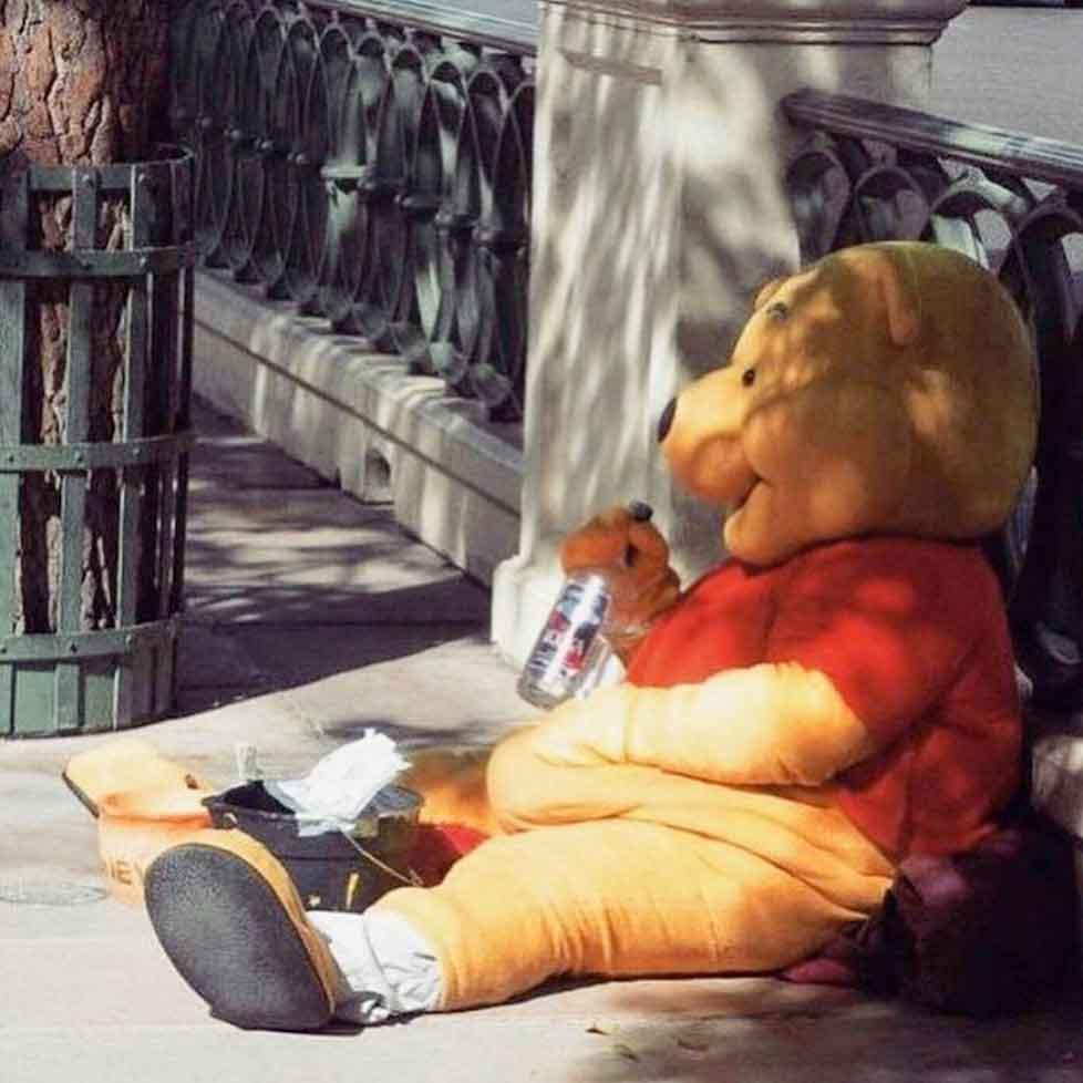 Kilburn Poo Bear