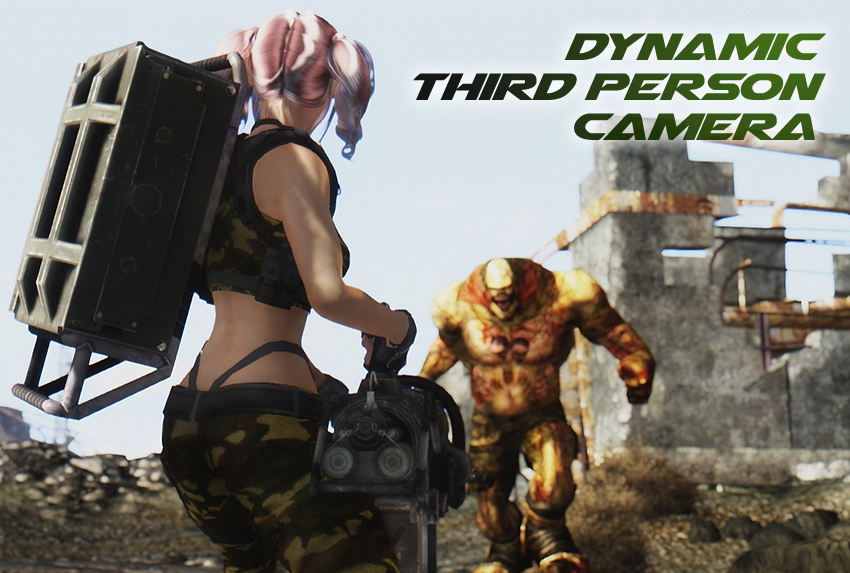 Dynamic Third Person Camera