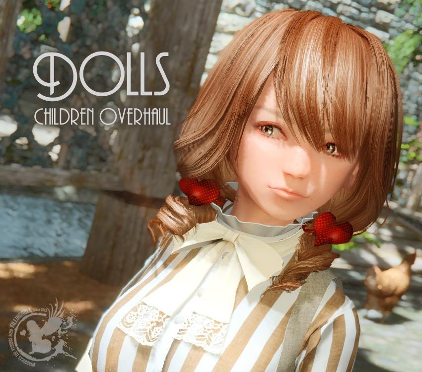 Dolls- children Overhaul