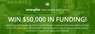 LendingTree Launches $50,000 Small Business Grant Contest