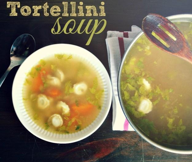 tortellini soup header