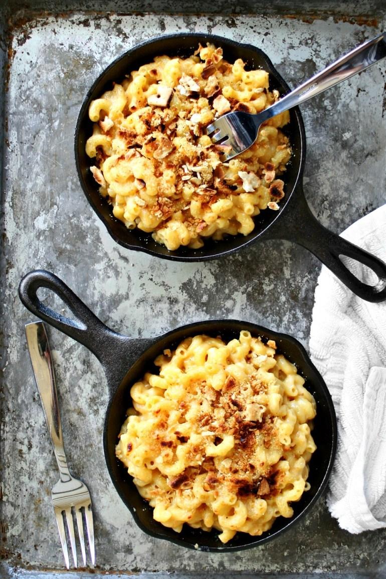 Horseradish Mac and Cheese