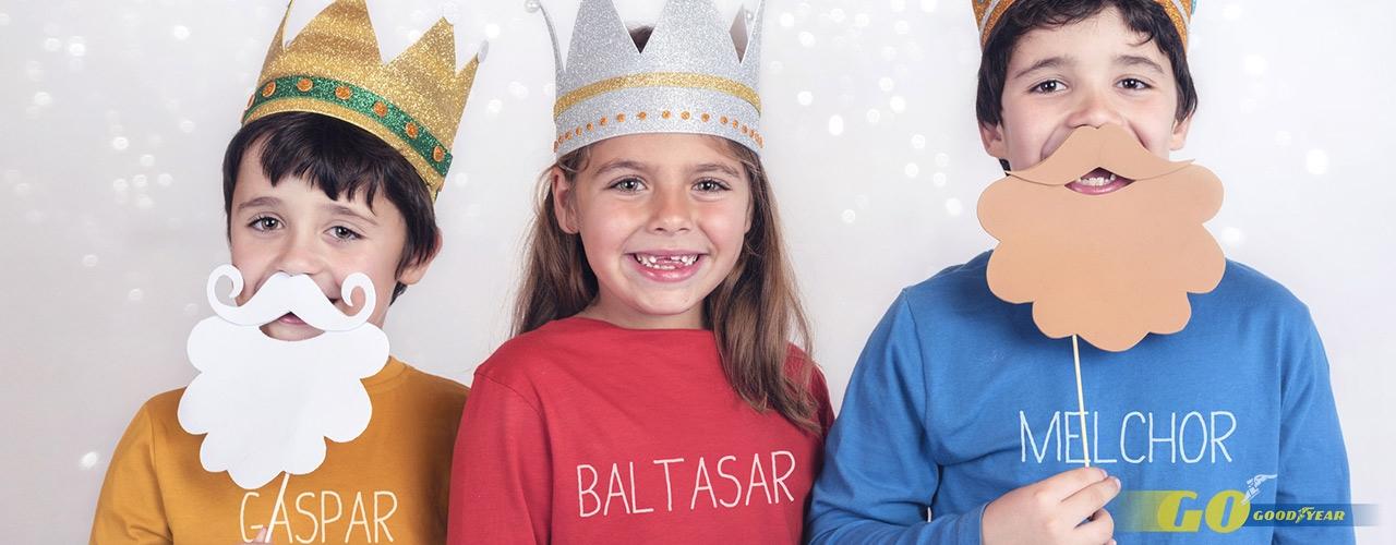 Cabalgatas de Reyes Magos