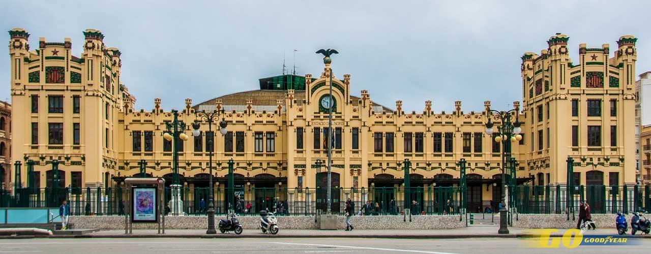 Valencia estación Norte - Kilómetrosquecuentan