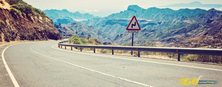 Ruta por carretera