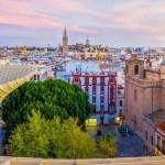 Vistas de Sevilla