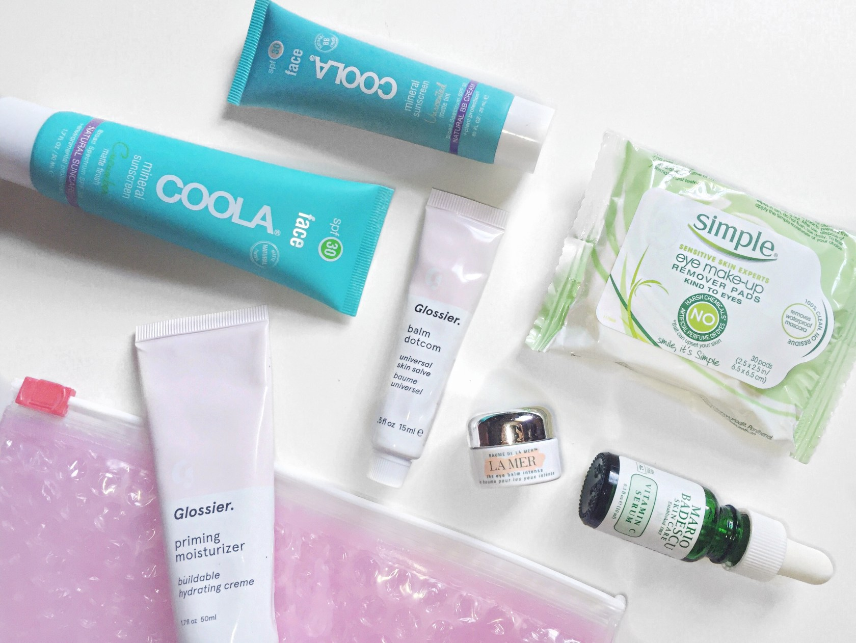 What's In My Travel Beauty Bag
