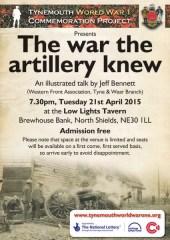 The War the Artillery Knew