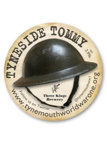 Tyneside Tommy pump clip