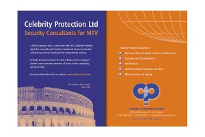 Celebrity Protection Limited