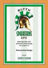 Certificate 2007-08