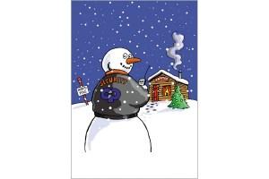CPL snowman 2006