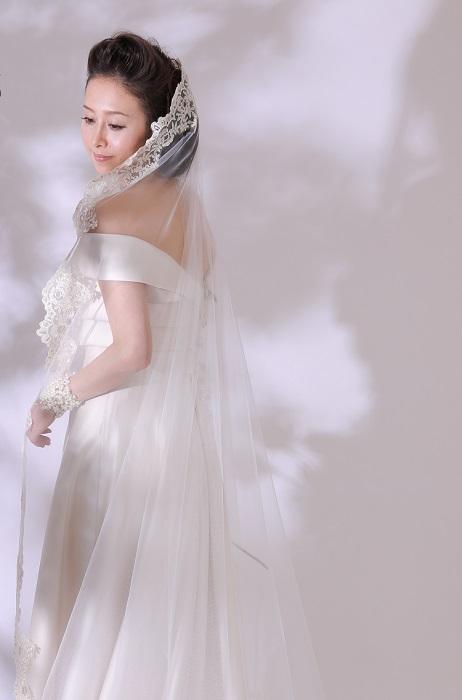 ウェディングドレス マリアベール