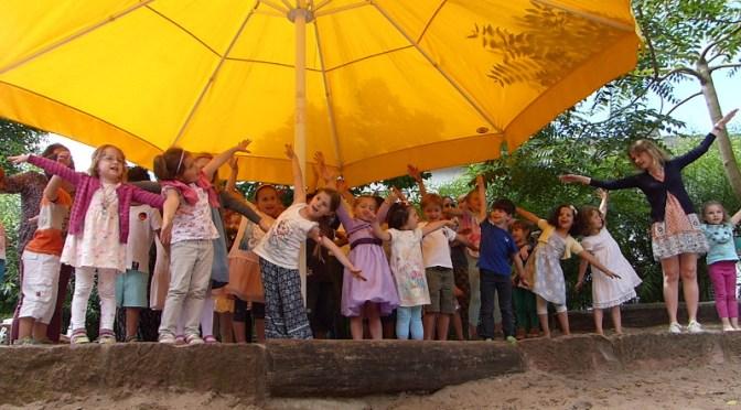 Sommerfest 2016 – Kinder in Bewegung