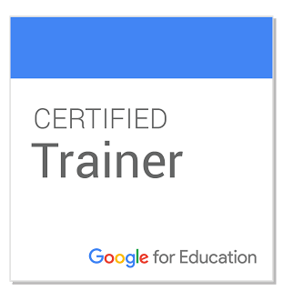 Google for Education Certified Trainer - Get training!