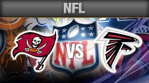Falcons vs Bucs