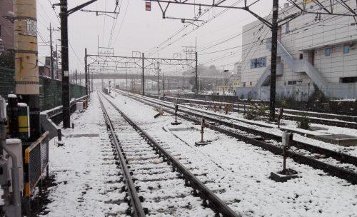 【雪】東京の電車はなぜ雪にめっぽう弱いの?6つの理由があります
