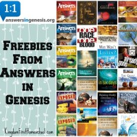 24 Free Online Books~Answers in Genesis