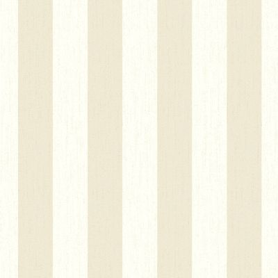 Graham & Brown Julien MacDonald Glitterati Cream & gold Striped Wallpaper | Departments | DIY at B&Q