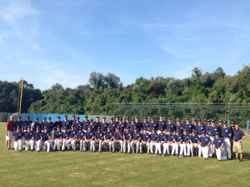 Class of 2014, MLB Europe Elite Camp.