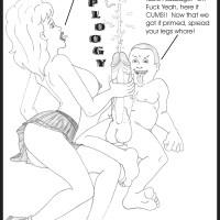 Luanne Platter jerk massive Bobby Hill cock