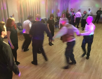 Ceilidh in West Meon