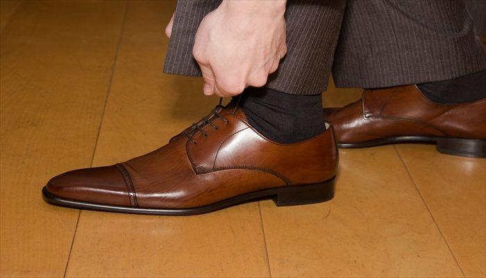 靴の手入れ方法|ビジネスシューズを簡単メンテナンス