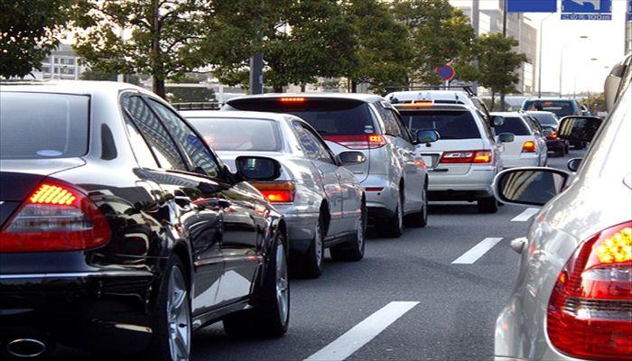 渋滞 過ごし方