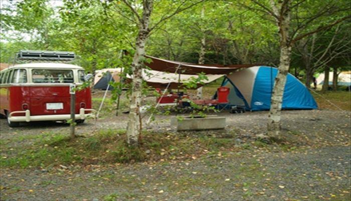秋にすること キャンプで遊ぶ