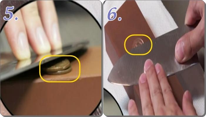 包丁の研ぎ方 包丁の角度