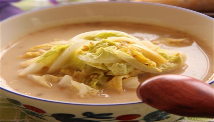 豆乳レシピ 豆乳スープ