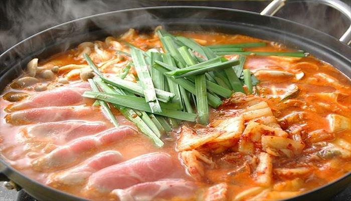 冬といえば 食べたい 料理キムチ鍋
