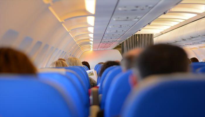 飛行機内 暇つぶし