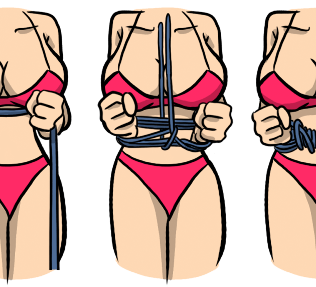Beginners Guide to Tying Someone Up